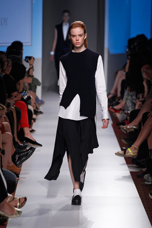 Womenswear Designer of the Year Harim Jung