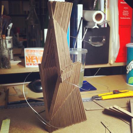 paper environments maquette