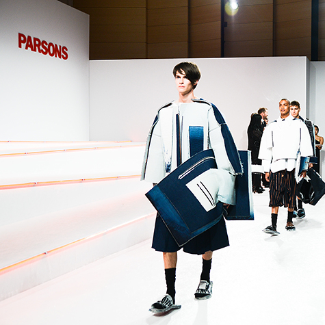 Seventeen X Parsons The New School News Releases