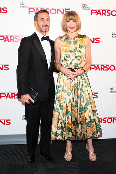 2015 Parsons Fashion Benefit The New School News Releases