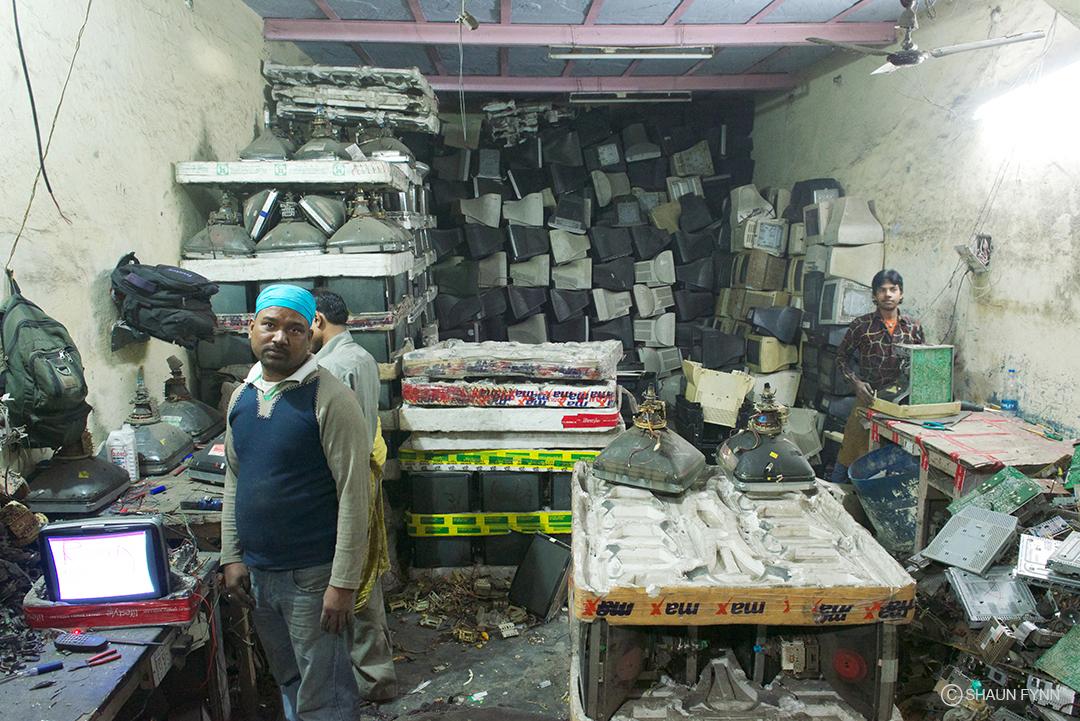 E Waste Tsunami The New School News Releases